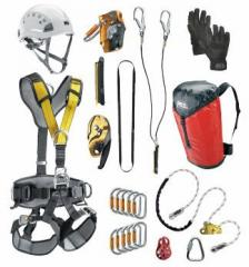 Petzl Tower Technician Safety Climbing and
