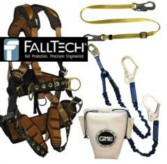 FallTech ComforTech Tower Climbing Kit, GM-90004