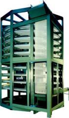 Spiral Mass Conveyor