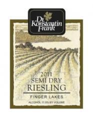 Wine 2011 Semi Dry Riesling