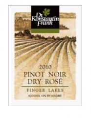 Wine 2010 Pinot Noir Dry Rosé