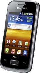Samsung - Galaxy Y Mobile Phone Unlocked - Black