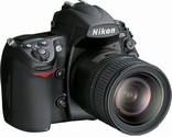 Nikon D700 12.1 Megapixel Digital Camera W/ Nikon