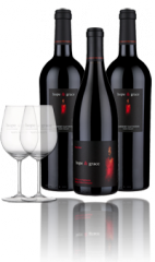 Seasonal Winemaker's Wine Trio 2012 + 2 Free