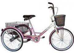 """Husky Cruiser Master 24"""" Adult Tricycle"""