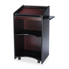 Executive Mobile Lectern, Safco SAF8918MH