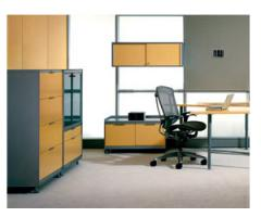 Filing & Storage Units, Teknion