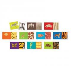 Animal Patterns Puzzle