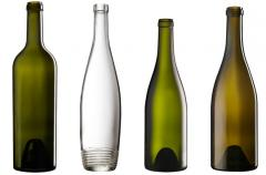Selective Linewine bottles
