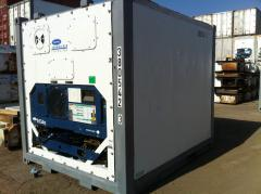 10' Refrigerated Container Standard Height