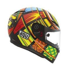 AGV GP-Tech Full Face Helmet - Elements