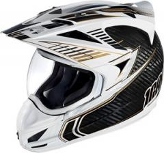Icon Variant Carbon Fiber Cyclic Full Face Helmet