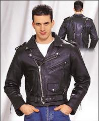 Old School Motorcycle Jacket
