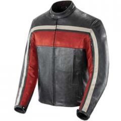 Men's Joe Rocket Leather Motorcycle Jacket