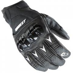 Men's Joe Rocket Leather Motorcycle Gloves