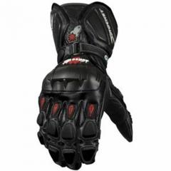 Men's Joe Rocket Leather Motorcycle Gloves with
