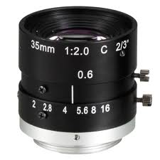 CBC / Computar H612FI lens for machine vision and