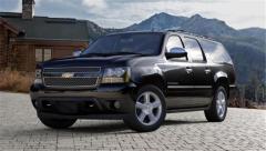 Chevrolet Suburban LTZ SUV