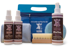 Complete Auto Leather Care Kit