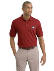 Dri-fit Pique Ii Tipped Polo Shirt
