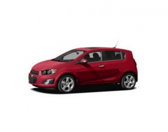 Chevrolet Sonic LT Hatchback Car