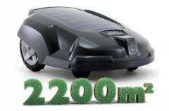 Husqvarna Automower Solar Hybrid Lawn Mowers