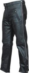 Mens Motorcycle Chaps Pants - Buffalo Leather