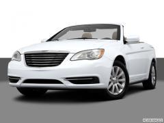 Chrysler 200 2DR CONV TOUR Convertible Car