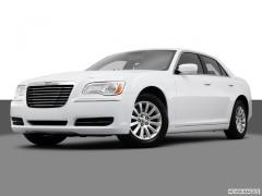 Chrysler 300 4DR SDN RWD Sedan Car
