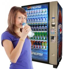 Modern Reliable Vending Machines