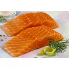 Canadian Farmed Salmon Fillets