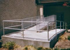 Custom Aluminum Handrails