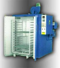 Batch Curing Ovens