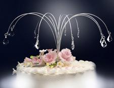 Crystal Cake Drops