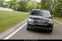 Chrysler Town & Country Touring Van