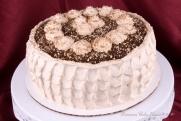 Hazelnut Cappuccino Cake