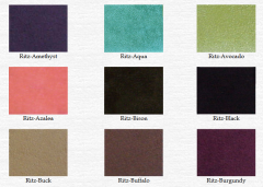 Suede Upholstery Fabric