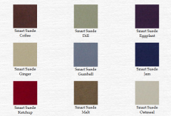 Crypton Smart Suede Velvet Upholstery Fabrics