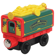 Chuggington Wooden Railway Musical Toy Train Car