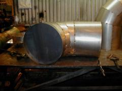 Stainless High Pressure Duct