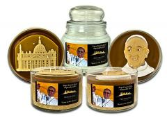 Pope Francis Candle Collection