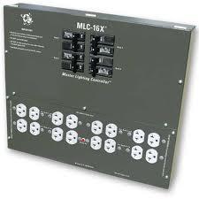 Master Light Controller w/ Timer 30 Amp 120/240VA
