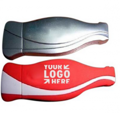 Soda Bottle Shape USB Flash Drive