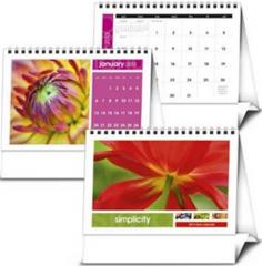 Triumph Simplicity Large Desk Calendar