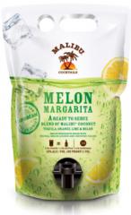 Coctail Malibu Melon Margarita