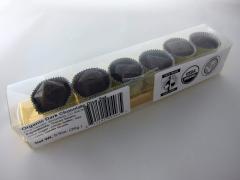 Organic Dark Chocolate Dice Set
