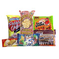 Basic Party Package Snacks