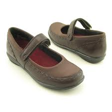 Aetrex Berries Mary Janes- Womens