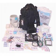 Tactical Trauma First Aid Kit / Bag