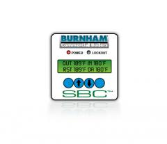 Burnham Commercial SBC™ control